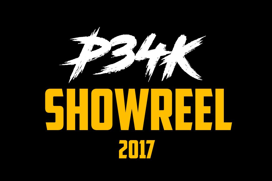 Notre Show Reel 2017 est maintenant sortie!